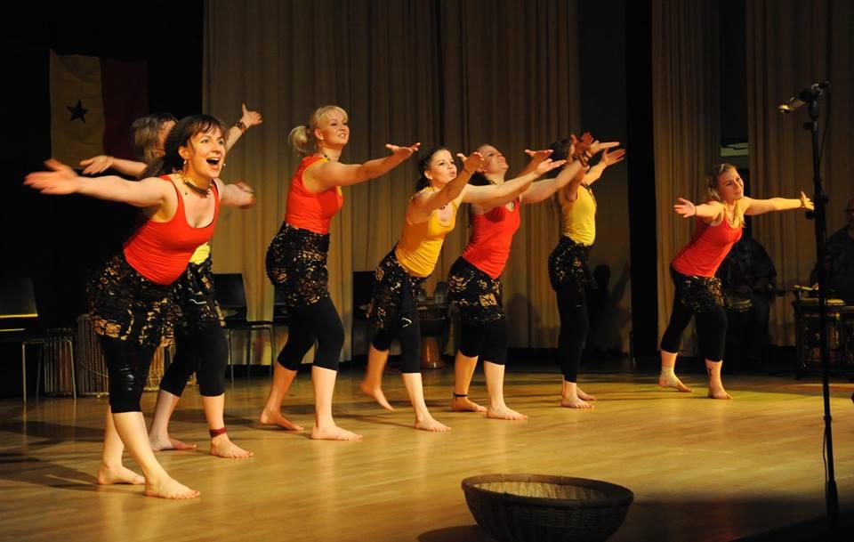 Tanssiteatteri Mami Wata